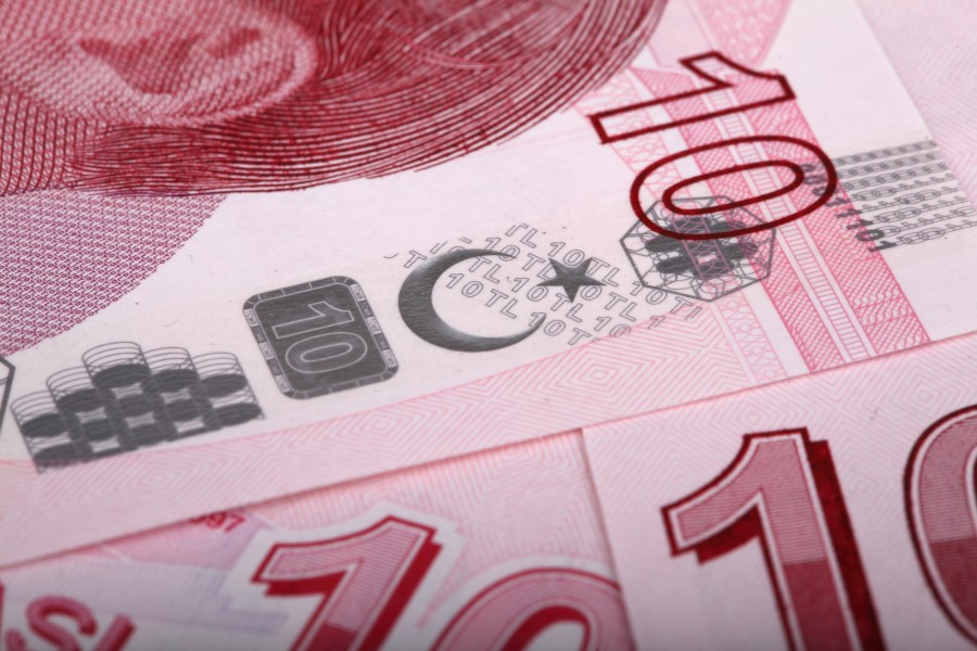 dinero, billete, diez, turquia, 10, moneda, asia, europa, economia, finanzas,