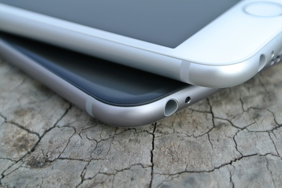 iphone 6, apple, ios, iphone, ios 8, móviles, teléfono, teléfono celular, celular, tecnología, smartphone, aluminio, plata, metal, gris de espacio, id de contacto, metálicos, brillante, a8