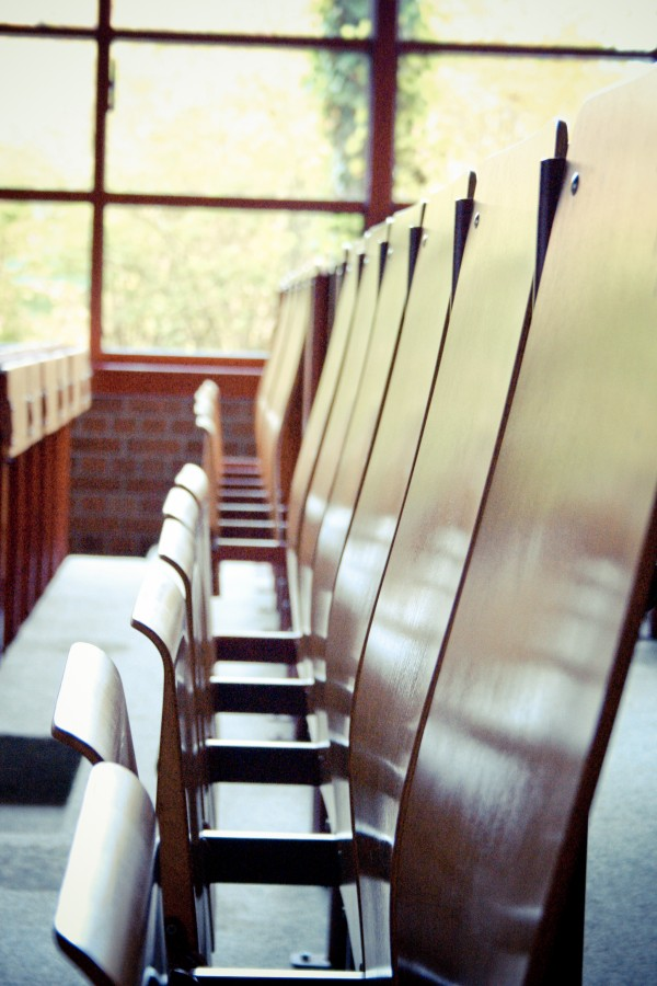 interior, escuela, colegio, aula, educacion, banco, bancos, asiento, madera, ventana, dia, nadie,