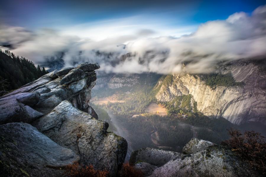 california, nubes, glaciar, punto de glaciar, paisaje, montañas, naturaleza, foto, fotografía, rocas, cielo, sony, viaje, estados unidos, EE.UU., Valle, pueblo, Voigtlander, Voigtlander, widlife, yosemite, EE.UU., USA,