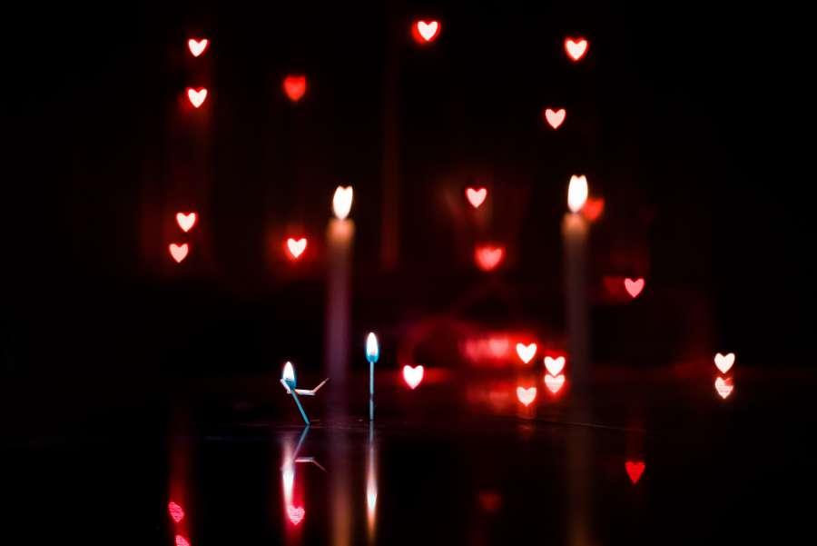 Imagen De Imagenes De Amor Corazones Con Movimiento Foto