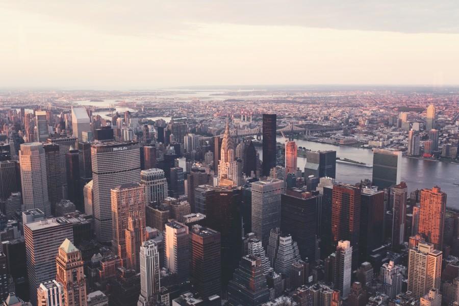 edificios ciudad de nueva york
