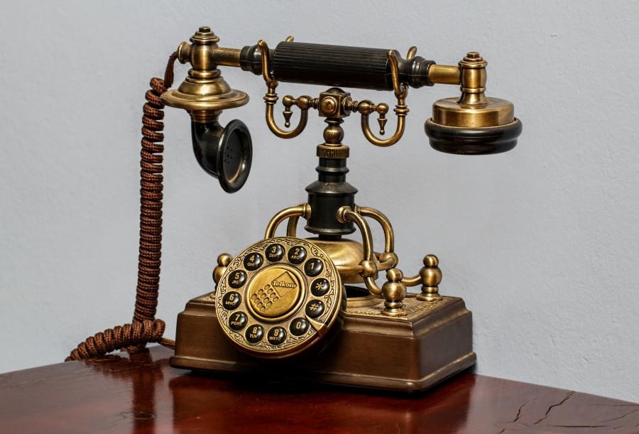 telefono, antiguo, vintage, primer plano, comunicacion, antiguedad,