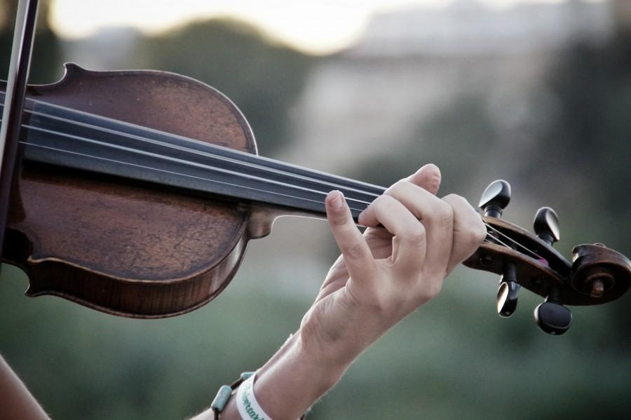 violin, musica, una persona, instrumento, cuerda, cuardas, tocar, interpretar,