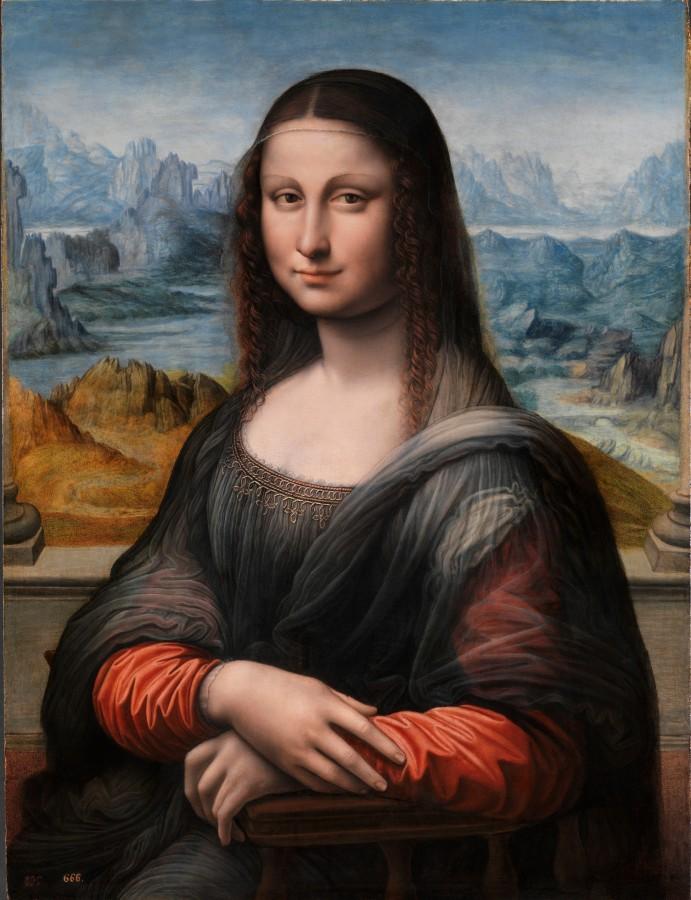 pintura, mona lisa, da vinci, italia, museo, louvre, francia, arte, La Gioconda, Gioconda, Leonardo Da Vinci, siglo XVI