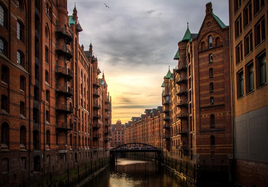 Amsterdam, Holanda, Ciudad, Rio, Arquitectura, fondos de pantalla hd, fondos de pantalla 4k
