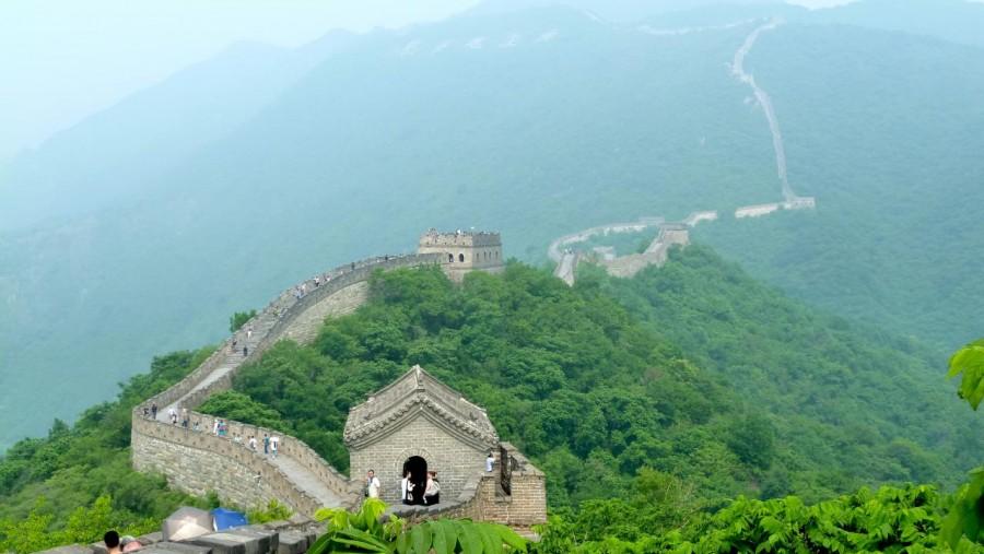 Imagen de gran muralla china foto gratis 100006293 for Arquitectura del mundo antiguo