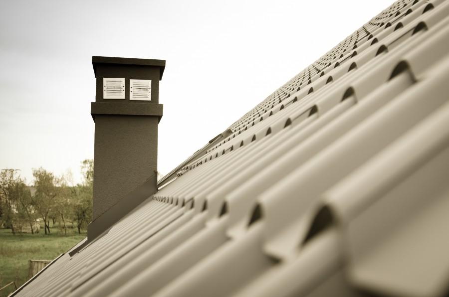 tejado, arquitectura, techo, casa, tejas, estructura, primer plano, chimenea, construccion, material, proteccion, desnivel, angulo, intercalado,