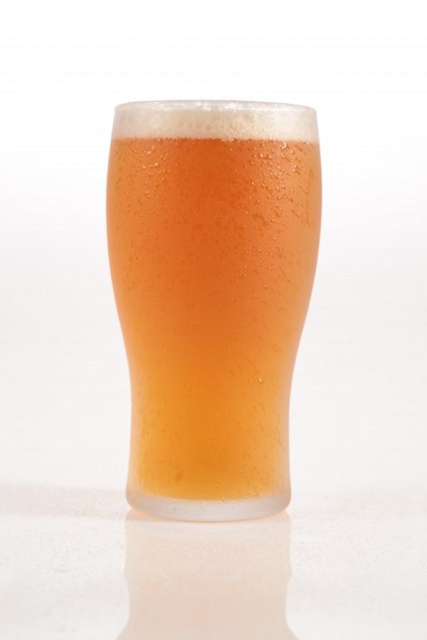 cerveza, bebida, refrescante, artesanal, copa, espuma, rubia, dorada,