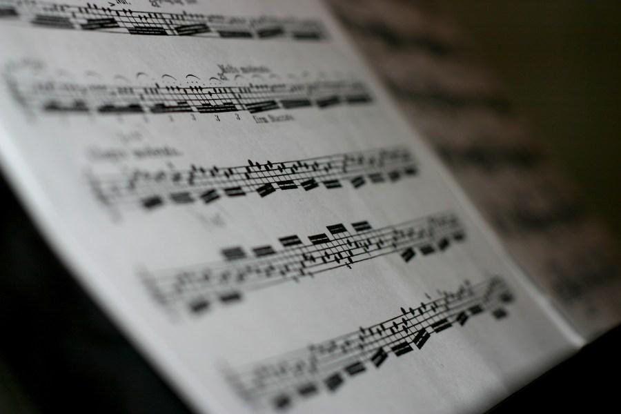 imagen de partitura musical