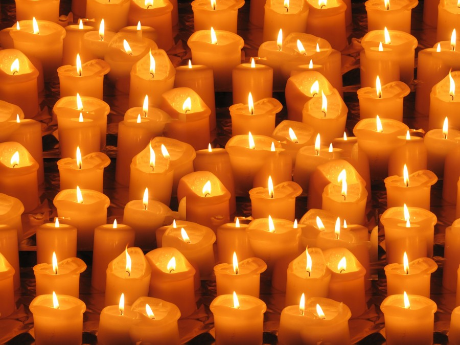 candle, candles, religion, interior, light, fire, ask, prayer, prayer, prayer, spiritual, concept, light, background, nadie,
