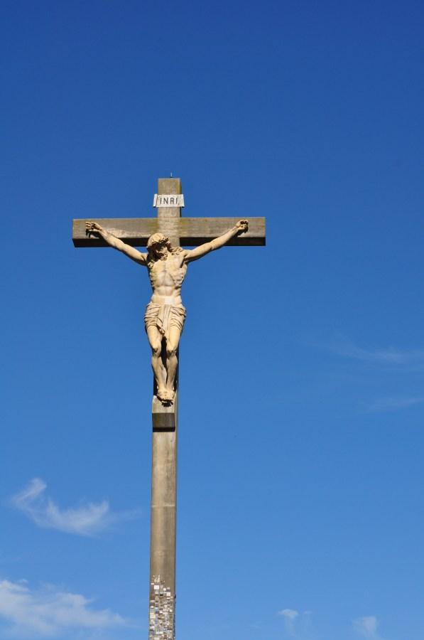 Cristo, Estatua, Religion, Cristianismo, Cristiana, Jesus, Monte, Calvario, Tandil, Buenos Aires, Argentina, Cruz,