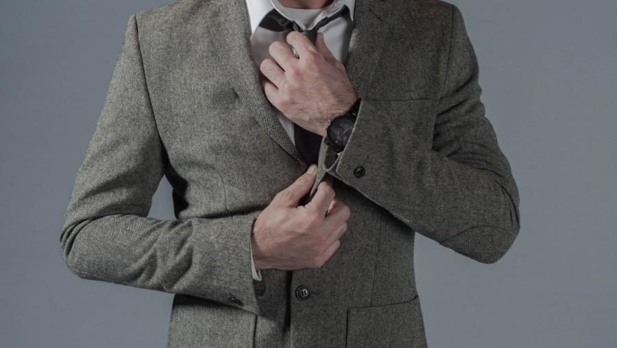 Invierno, abrigo, chaqueta, mirada, macho, hombre, camisa, elegante, estilo, juego, corbata, negocios, ejecutivo, confianza, concepto, una persona, gente,