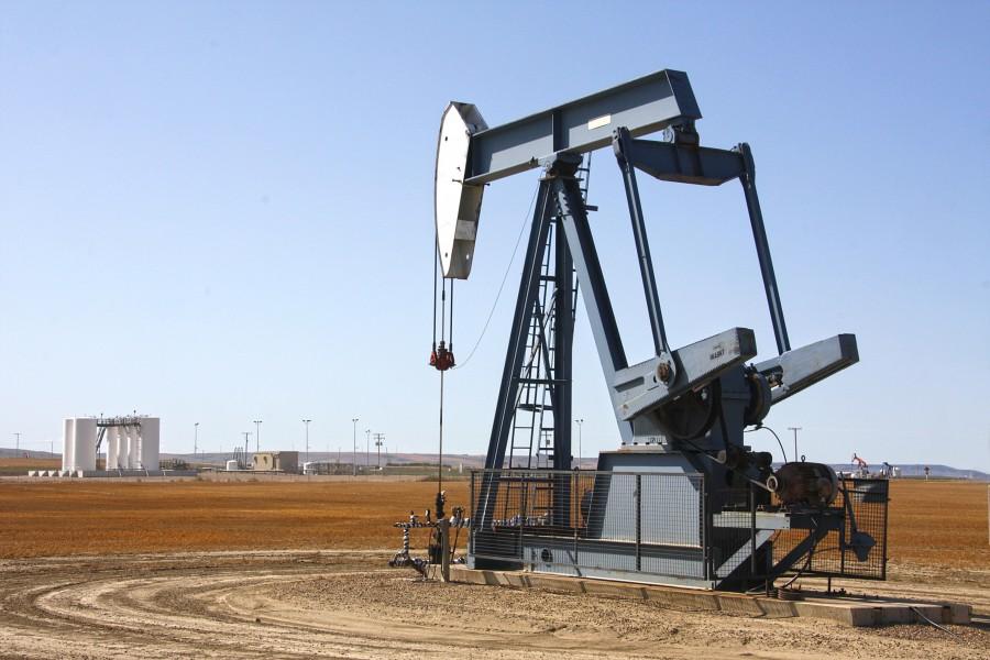 bomba de petroleo, petroleo, crudo, combustible, extraccion, industria, maquinaria, pozo, petrolero, balancin,