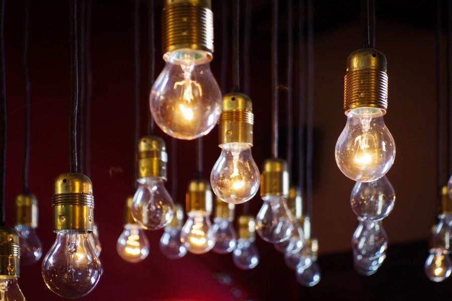 foco, focos, lampara, lamparas, luz, luces, idea, concepto, electricidad, nadie, iluminacion,
