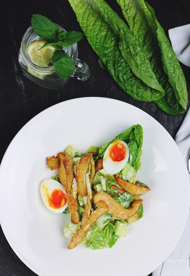 cena, comidas y bebidas, saludable, sano, vegetales, verde, pollo, limonada, bebida, menta, Comida, huevo, ensalada, almuerzo