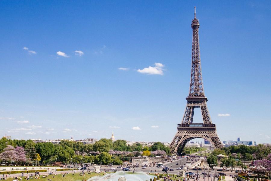 francia, europa, torre, eiffel, torre eiffel, monumento, ciudad, dia,