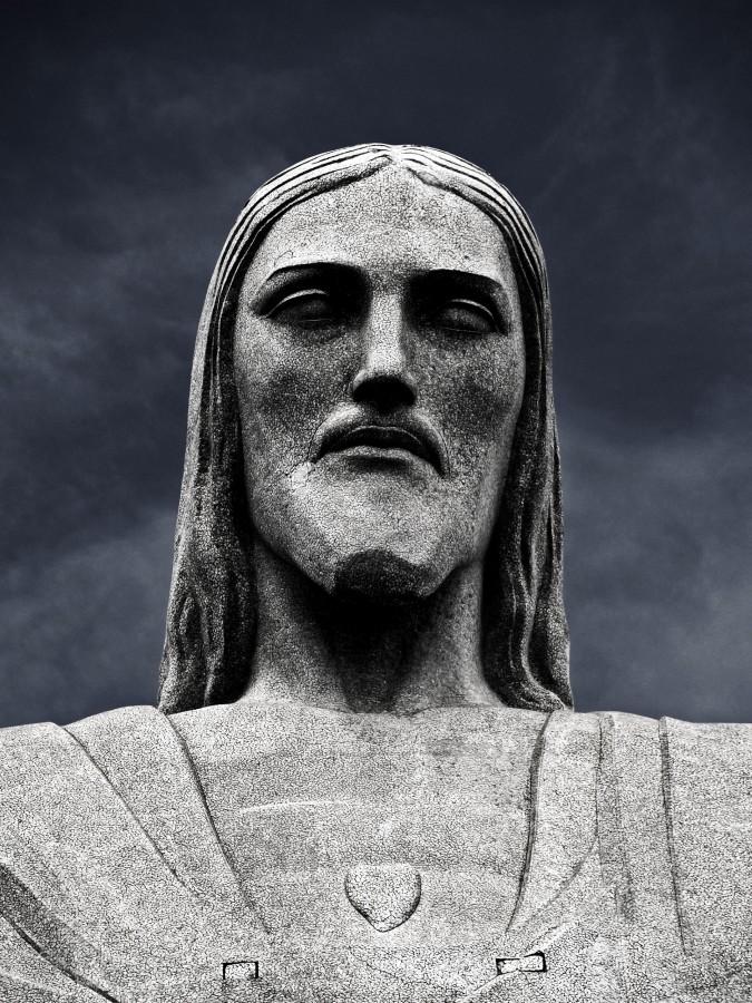 cristo redentor, corcovado, rio de janeiro, brasil, america latina, estatua, cristo, religion,