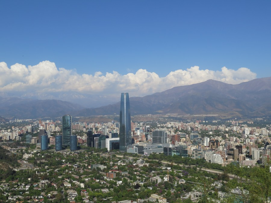Imagen De Santiago De Chile Foto Gratis 100008835