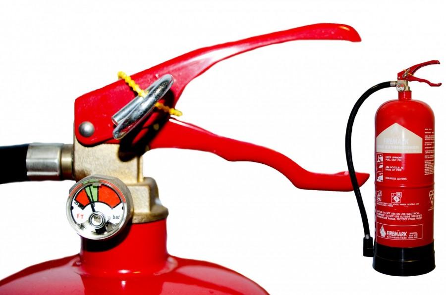 matafuegos, extintor, fondo blanco, fuego, alarma, seguridad, objeto, rojo, incendio, bombero, herramienta, ayuda,