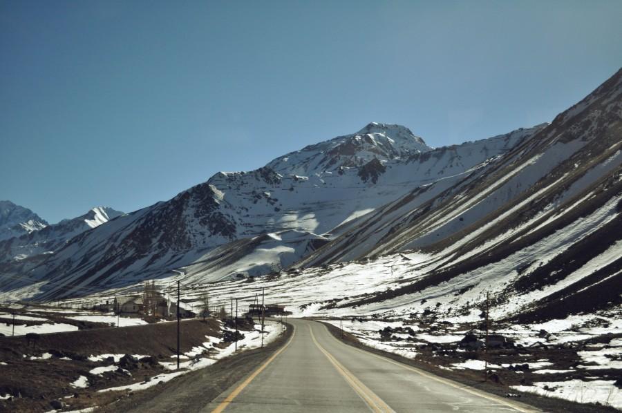 imagen de paisaje nevado