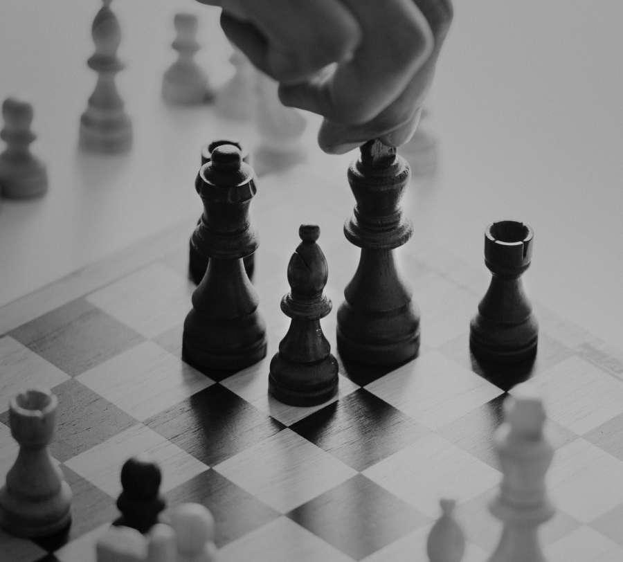 movimiento, ajedrez, movida, jugada, jugar, juego, estrategia, concepto, blanco y negro,