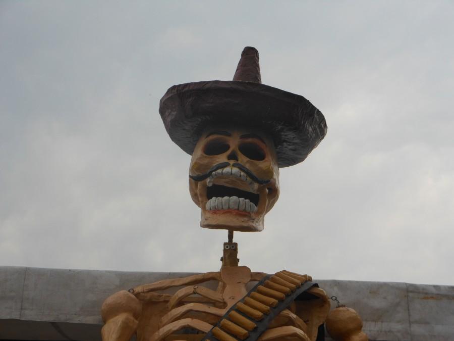 mexico, mexicano, calabera, dia de los muertos, esqueleto, fiesta, celebracion, festejos,