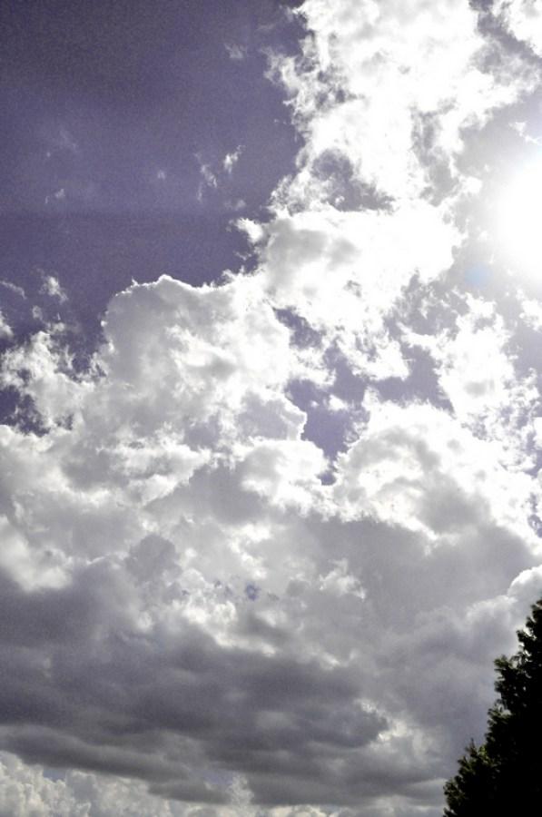 imagen de cielo  reflejo  dia  nube  nubes  fondo  verano