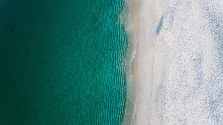 playa, drone, pov, zenital, nadie, tropical, verano, costa, mar, costa, paisaje, vista de arriba,  fondos de pantalla hd, fondos de pantalla 4k