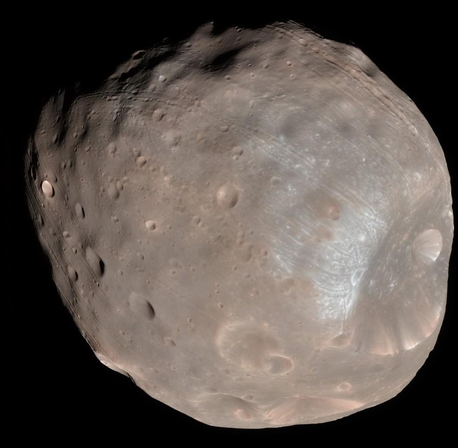 fobos, luna, marte, satlite natural, planeta marte, marte, planeta, espacio, universo, todos, cielo nocturno, cielo, astronutica, nasa, astronoma, ciencia, investigacion,