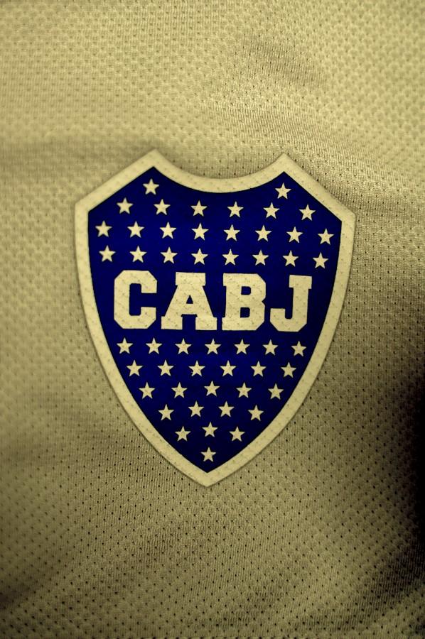 imagen de futbol boca juniors escudo