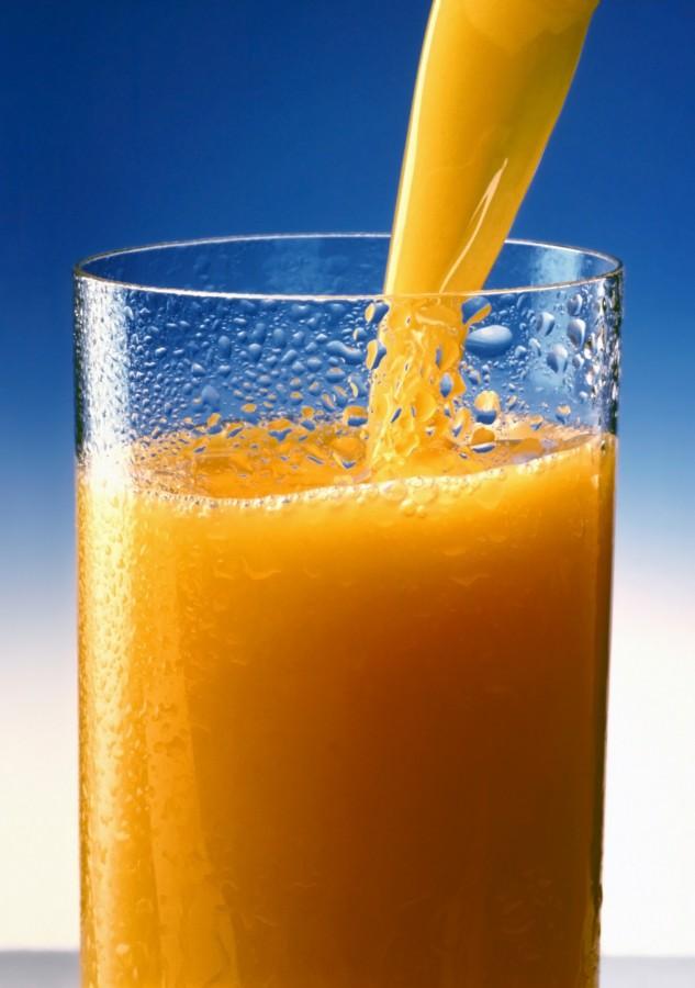 bebida, naranja, cascara, fruta, frutal, refrescante, primer plano, vaso, jugo,