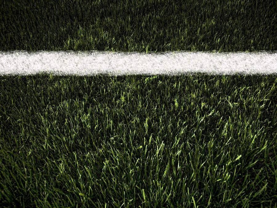 Textura, Texturas, Pasto Verde, Linea de Cal, Cancha de Futbol,
