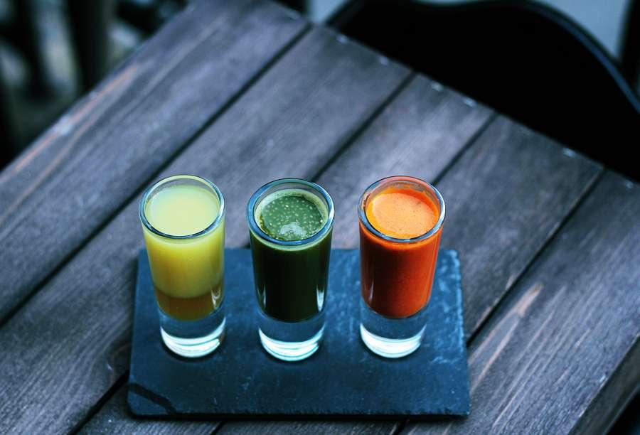mix, cocktail, tres, bebida, frutal, fruta, detox, desintoxicante, variedad, jugo,
