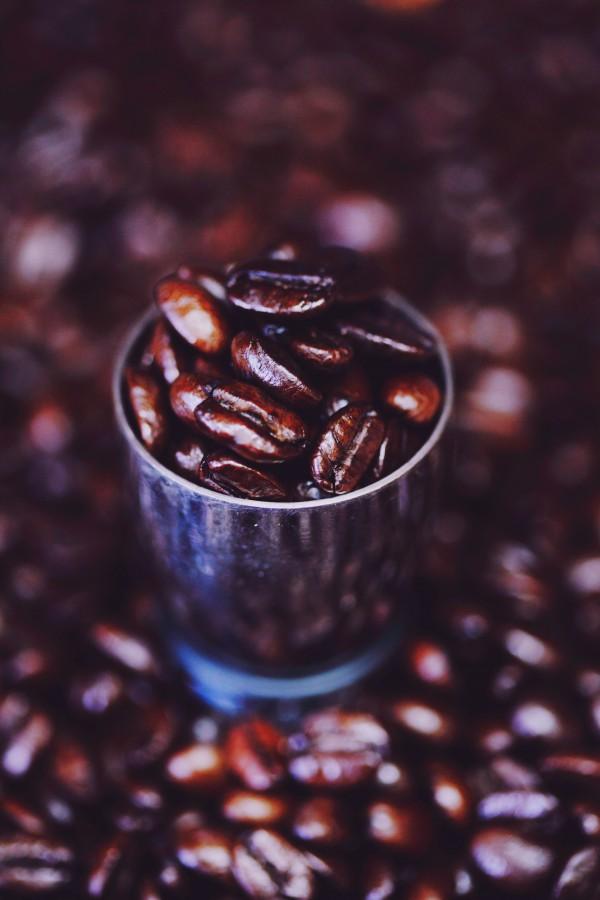 imagen de granos de cafe