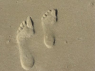 imágenes gratis playa,arena,fondo,background,vista de arriba,huell