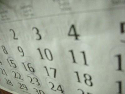calendario,vista de frente,dia,dias,mes,meses,
