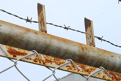 reja,vista de abajo,alambre,alambre tejido,metal,n