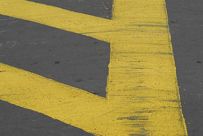 asfalto,vista de arriba,amarillo,amarilla,amarilla