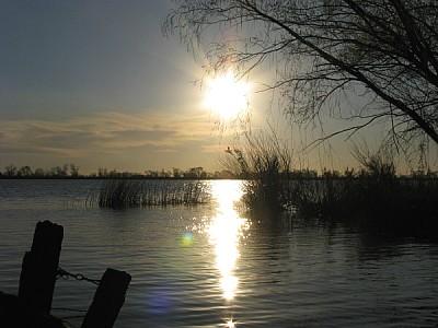 imágenes gratis rio parana,parana,paisaje,atardecer,ocaso,puesta d