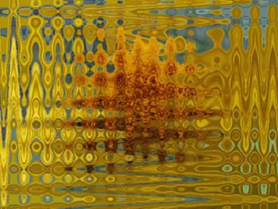 fondo,efecto,concepto,vidrio,vidreado,amarillo,agu