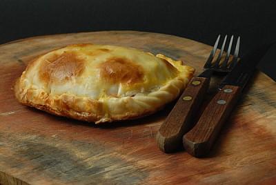 imágenes gratis prod03,tarta,jamon,queso,comida,nadie,vista de fre