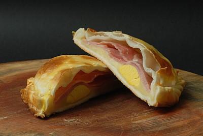 prod03,tarta,jamon,queso,comida,nadie,vista de fre