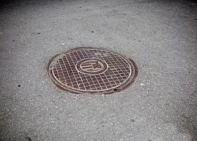 imágenes gratis prod04,calle,asfalto,alcantarilla,alcantarillado,v