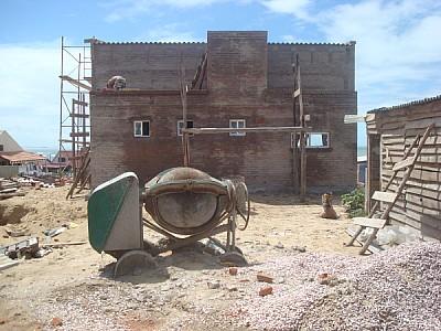 imágenes gratis casa,arquitectura,construccion,nadie,volquete,prim