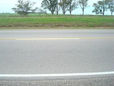 imágenes gratis Carretera rural vista de Costado