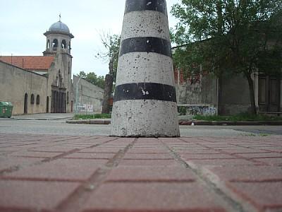 uruguay,exterior,verada,calle,iglesia,paisaje,urba