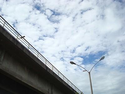 puente,argentina,vista de abajo,sombra,sombras,ata