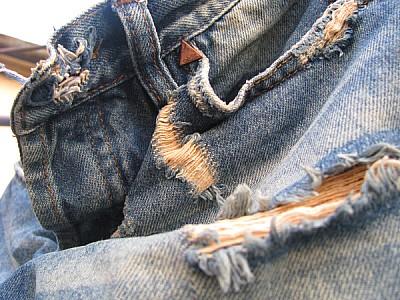 jean,jeans,tela,ropa,pantalon,informal,roto,gastad