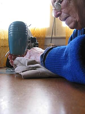 imágenes gratis prod06,70-80 años,Aguja,Agujas,Anciana,Ancianas,An